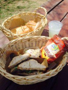 Food at Farm at South Mountain