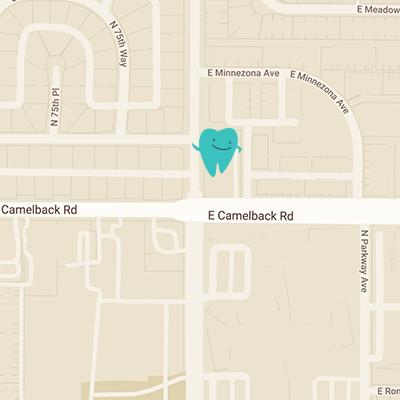 scottsdale-pediatric-dentistry-location